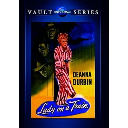Lady Train - Lady On A Train (DVD)