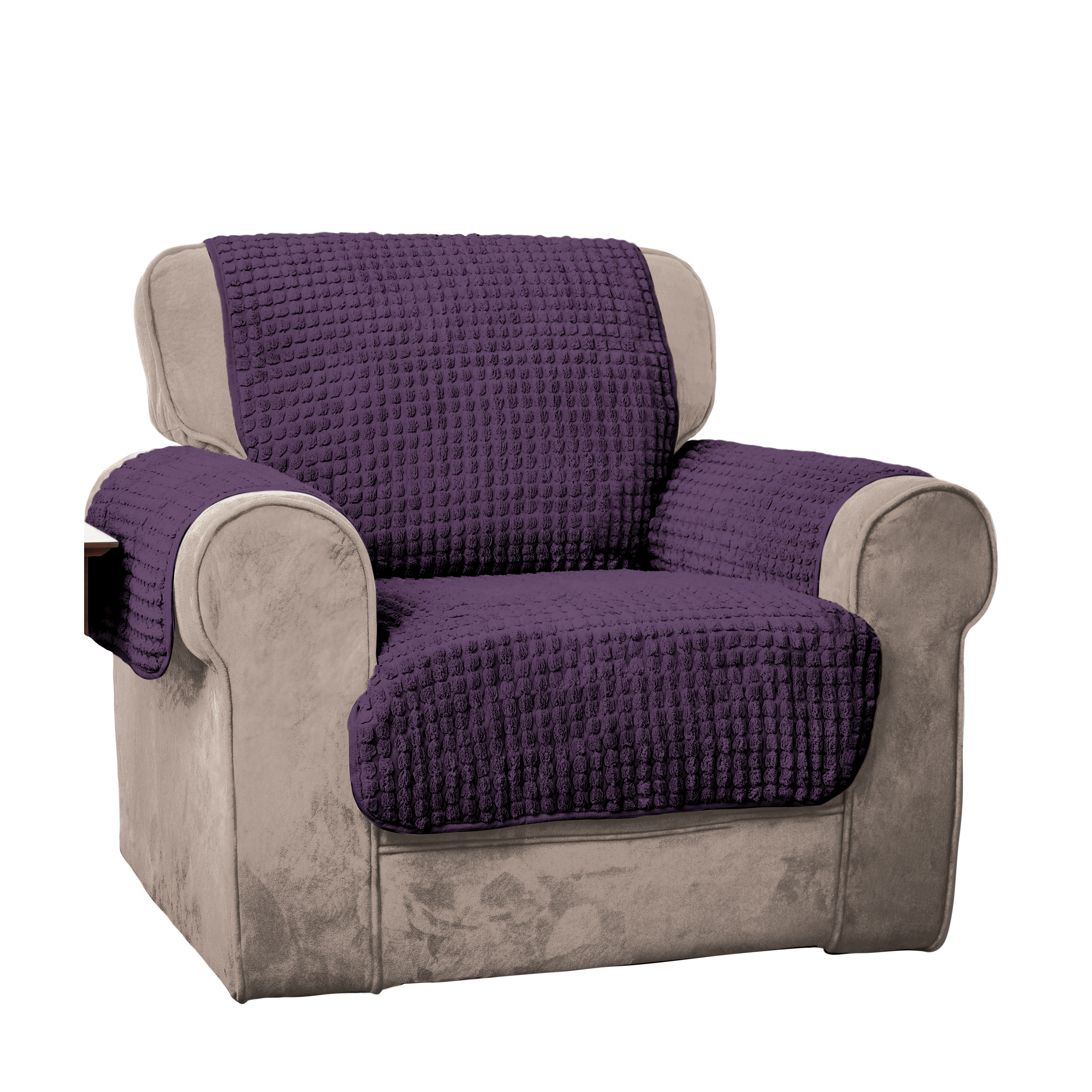 Innovative Textile Solutions Puff Chair Furniture Cover Slipcover