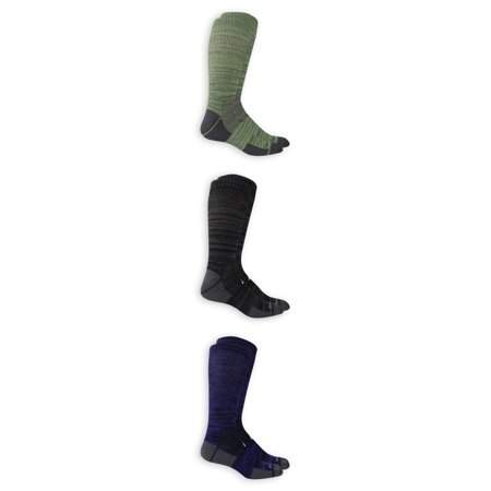 Performance Men's FRESHFORCE Cushioned Crew Socks 3 Pack ()