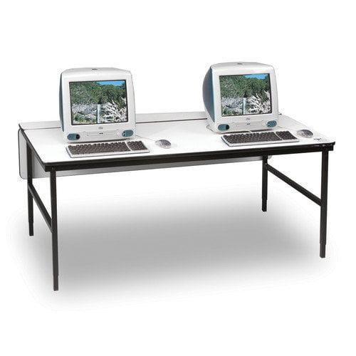 Balt 60'' W x 30'' D Unfold-A-Cable Table
