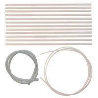 Plastic Cut To Length Tubing   Small Dia  By Hm Ship From Us