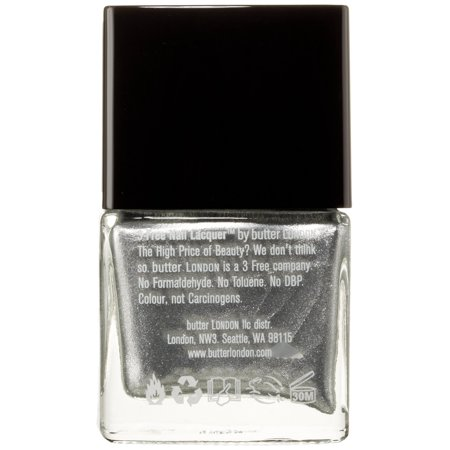 Buy Butter London for Women 3 Free Nail Lacquer, Diamond Geezer, 0.4 ...