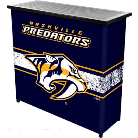 NHL Portable Bar with Carrying Case, Nashville Predators by