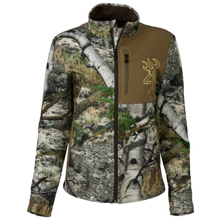 Browning Women's Hell's Canyon Mercury Jacket Mossy Oak Mountain Country, 2X-Large thumbnail