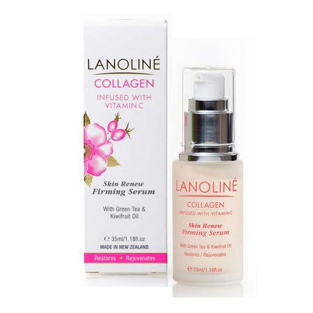 Lanoline New Zealand Collagen and Vitamin C Skin Renew Firming Serum