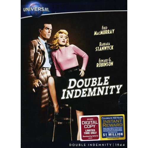 Double Indemnity (Universal 100th Anniversary Collector's Series) (Full Frame, ANNIVERSARY)