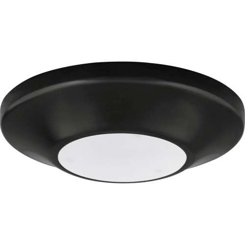 "Progress Lighting P8240-LED-3000K 1 Light Energy Star Rated LED Flush Mount Ceiling Fixture with Polycarbonate Lens - 6"" Wide"