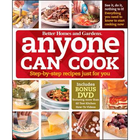 Better Home And Garden Halloween Recipes (Anyone Can Cook DVD Edition : Step-by-Step Recipes Just for)