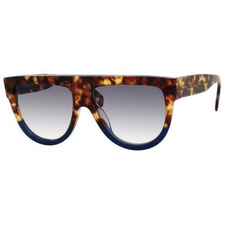 8bb08a0414c1 Celine - Celine 41026 FU9DV Tortoise Blue Shadow Aviator Sunglasses Lens  Category 2 - Walmart.com