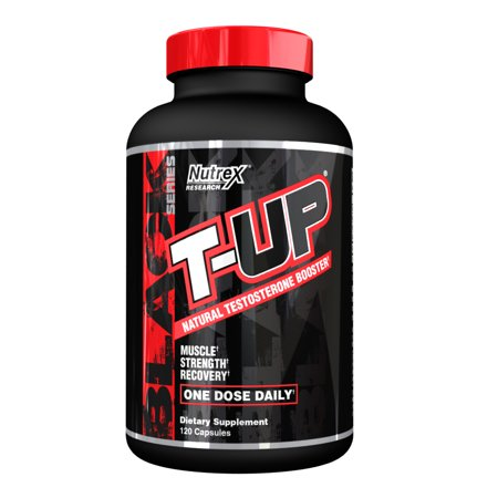 Nutrex Research T-Up, 120 Ct