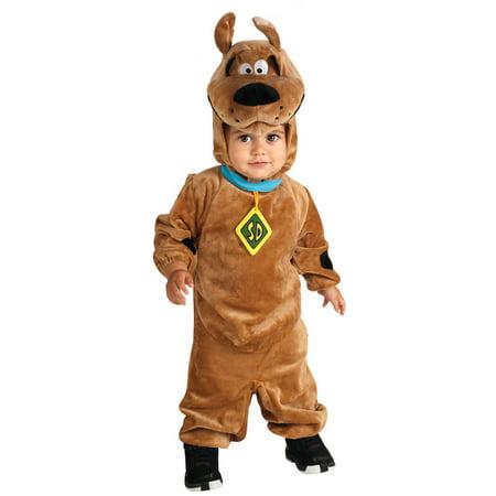 Scooby-Doo Infant Halloween Costume (Scooby Doo Villain Costumes)