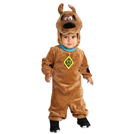 Scooby-Doo Infant Halloween Costume](Owl Infant Halloween Costume)