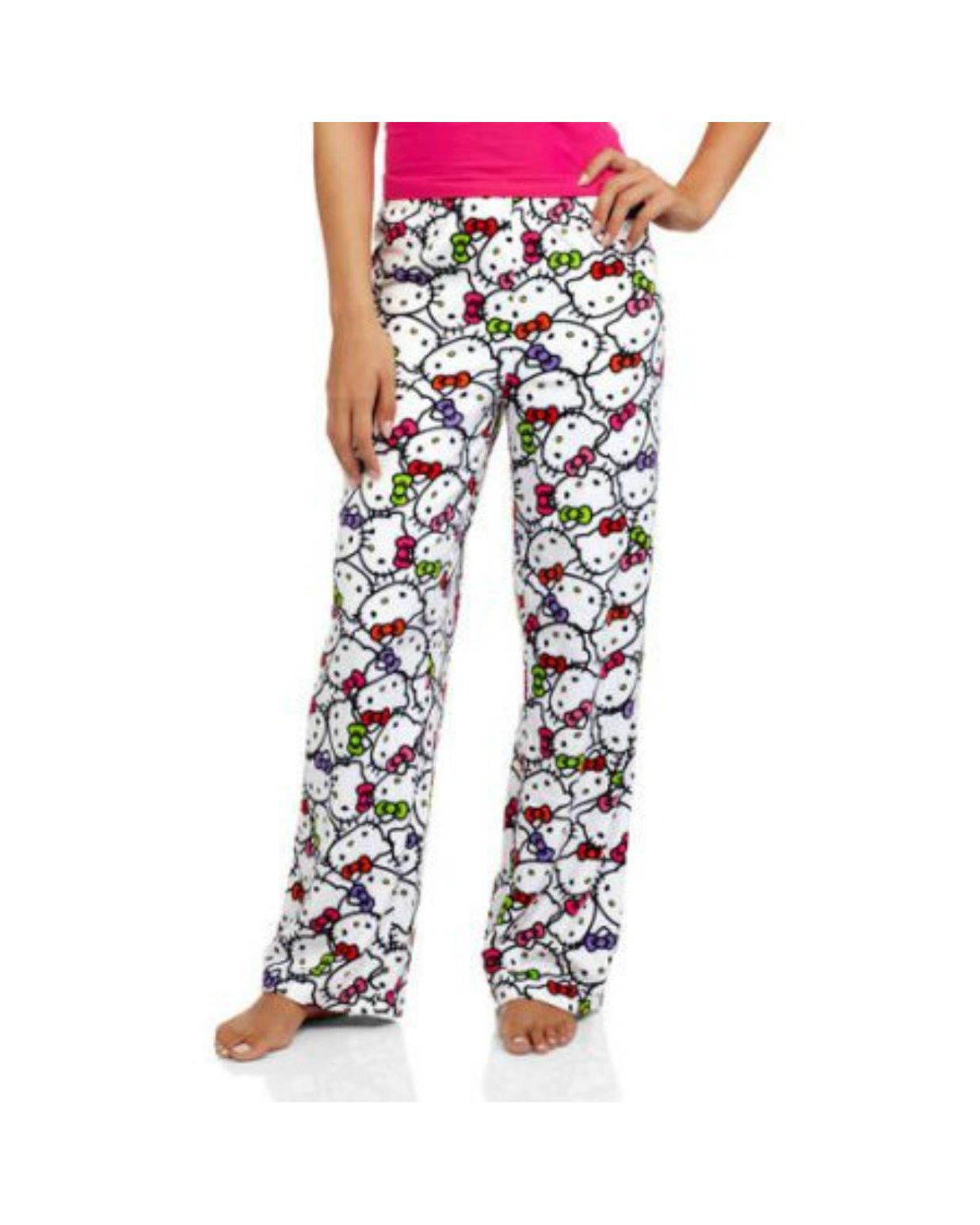 Disney - Ladies Nighty Night Microfleece Sleep Pants - Walmart.com b0b530cee