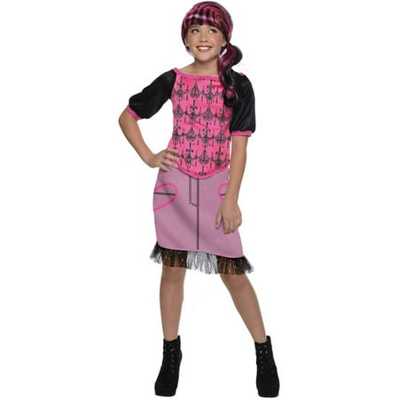 Rubies Monster High Scaris Draculaura Child Halloween Costume - Costume Halloween Draculaura