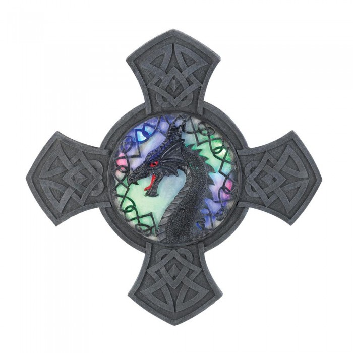 DRAGONCREST LIGHT-UP WALL DÉCOR