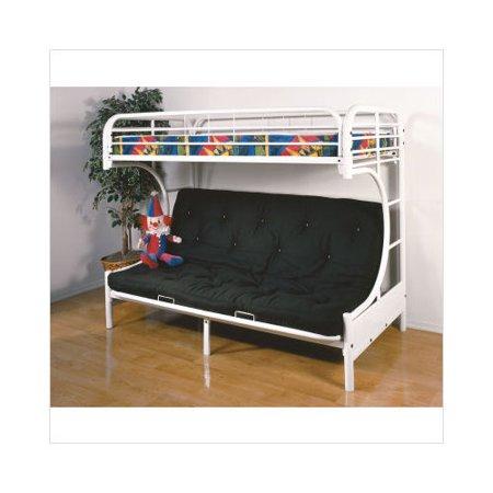 Chloe Twin Over Full Futon Bunk Bed
