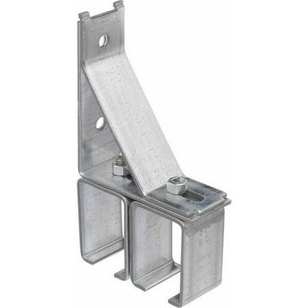 Stanley Hardware Handrail Bracket - Stanley Hardware 104406 Double Rail Box Bracket