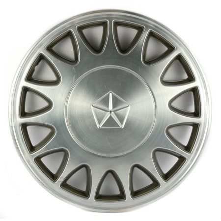 1988-1993 Dodge Dynasty OEM Single Original Wheel Cover Hubcap 14 Inch 4284605 Dodge Intrepid Wheel Cover