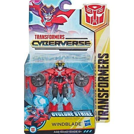 Wing Blade (Transformers Cyberverse Warrior Class Windblade)