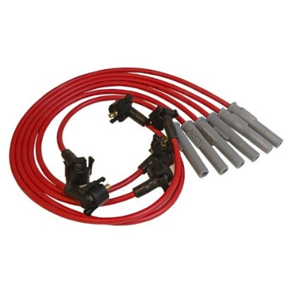 MSD Ignition 32289 Custom Spark Plug Wire Set Fits 94-98 - Mustang Spark Plug Wires