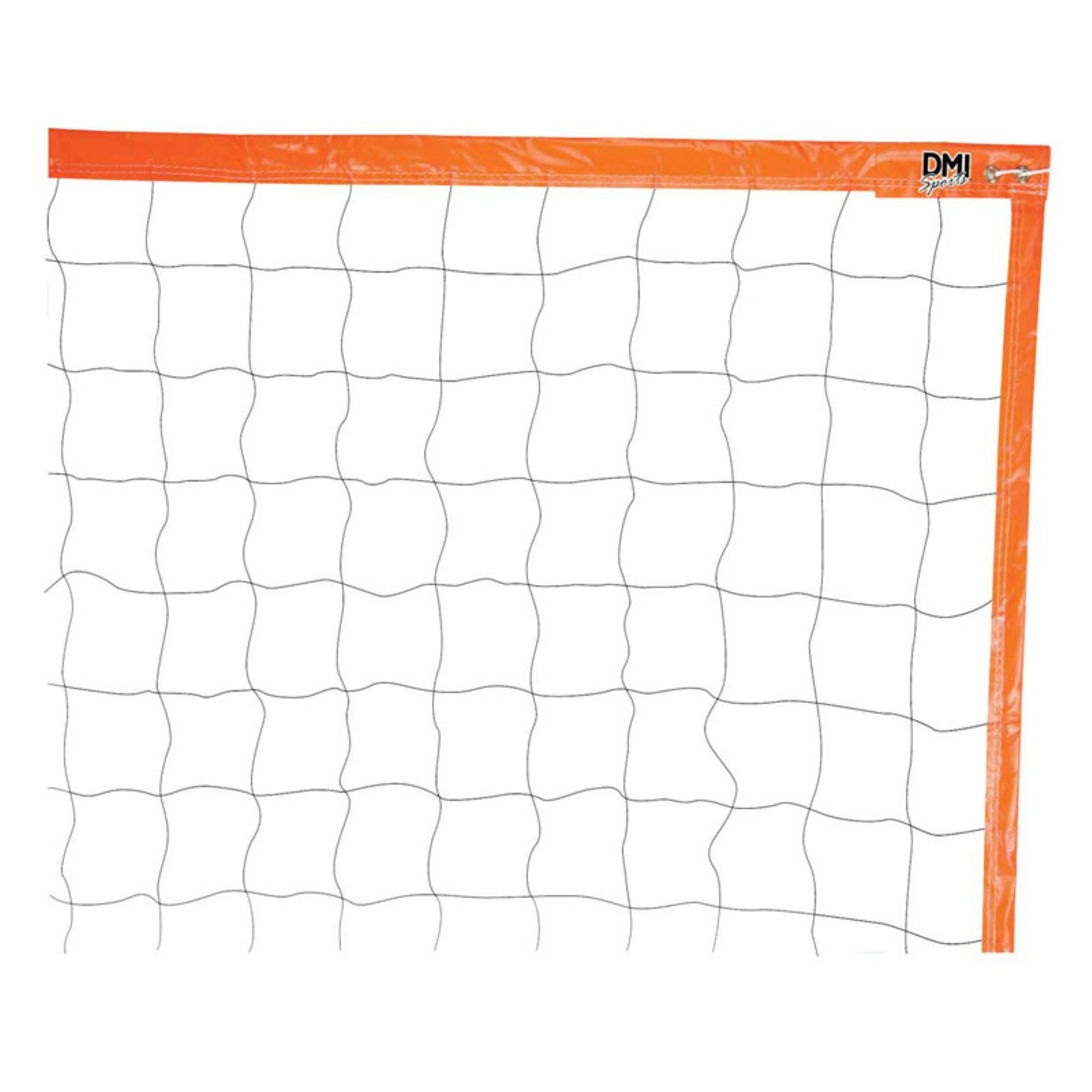 DMI Sports Expert Volleyball Net with Steel Cable