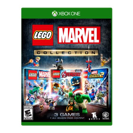 The LEGO Marvel Collection, Warner Bros., Xbox One,