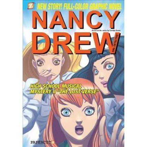 "Nancy Drew Girl Detective 21: High School Musical Mystery Part Two ""The Lost Verse"""