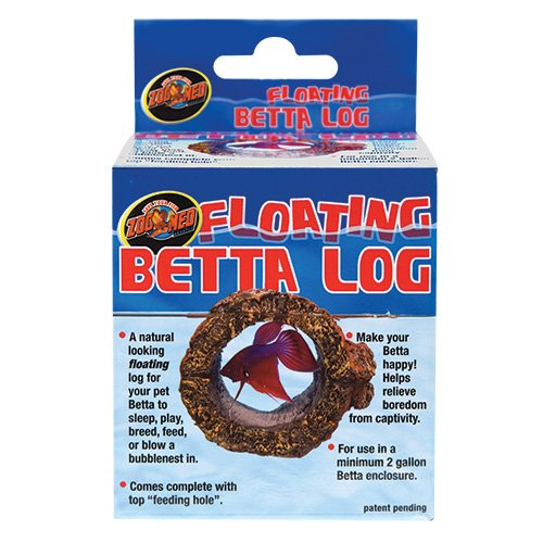 Floating Betta Log 2 oz. Ship from US..., By Zoo Med by