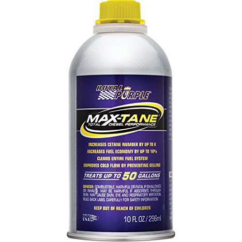 Royal Purple 11756 Max-Tane Total Diesel Fuel Performance - 10 oz.