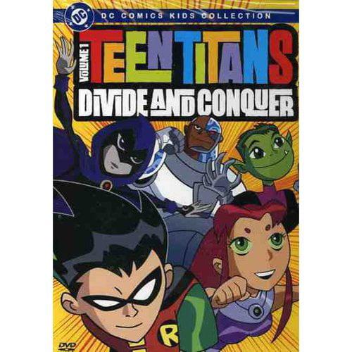 Teen Titans, Vol. 1: Divide And Conquer