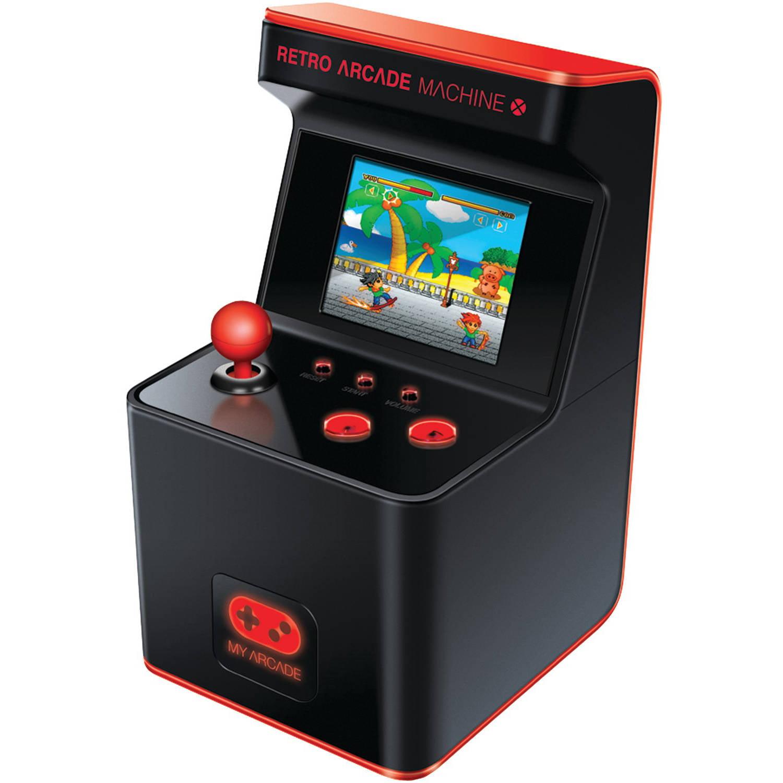 dreamGEAR My Arcade Machine X, Retro Gaming, 845620025930
