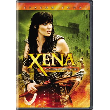 Xena Warrior Princess: Season Four (DVD)
