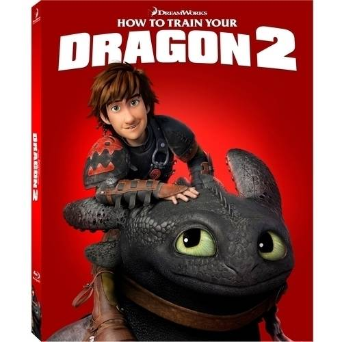 How To Train Your Dragon 2 (Blu-ray + DVD + Digital HD) (With INSTAWATCH) (Widescreen)
