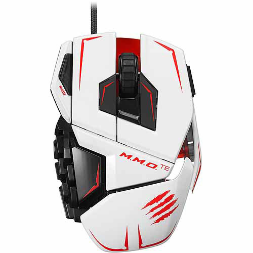 Mad Catz M.M.O. TE Gaming Mouse for PC & Mac
