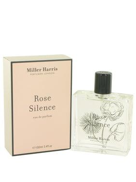 Rose Silence by Miller Harris Eau De Parfum Spray 3.4 oz for Women
