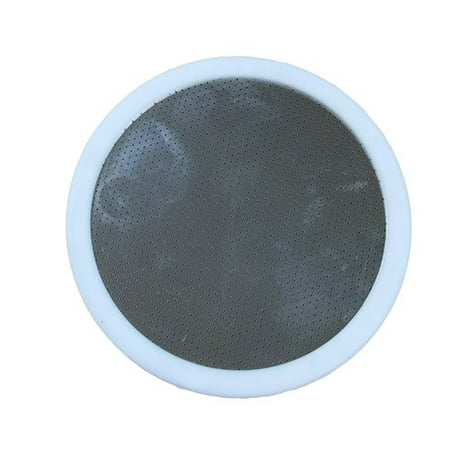 Crucial Reusable Deluxe Stainless Steel and Rubber Disk Filter