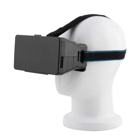 Virtual Reality Vr 3D Glasses Vr Box For Google Cardboard Watching 3D Hot Sexy Movies For 3 5 6 Inch Smartphone