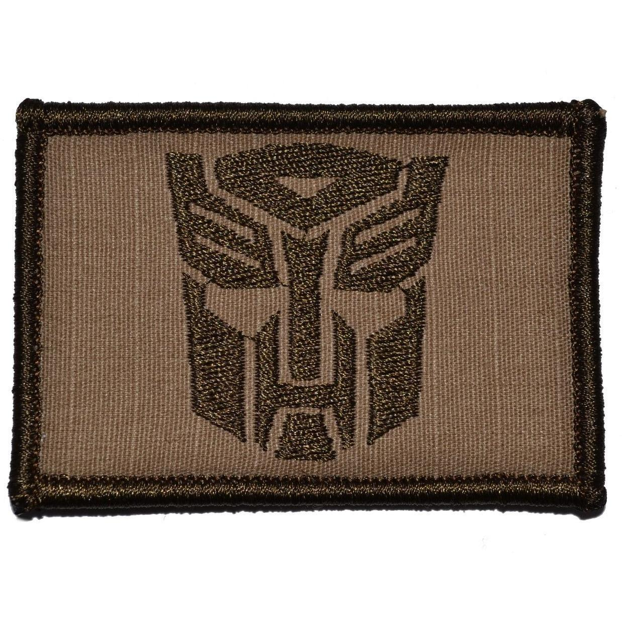 Autobot Transformers - 2x3 Patch