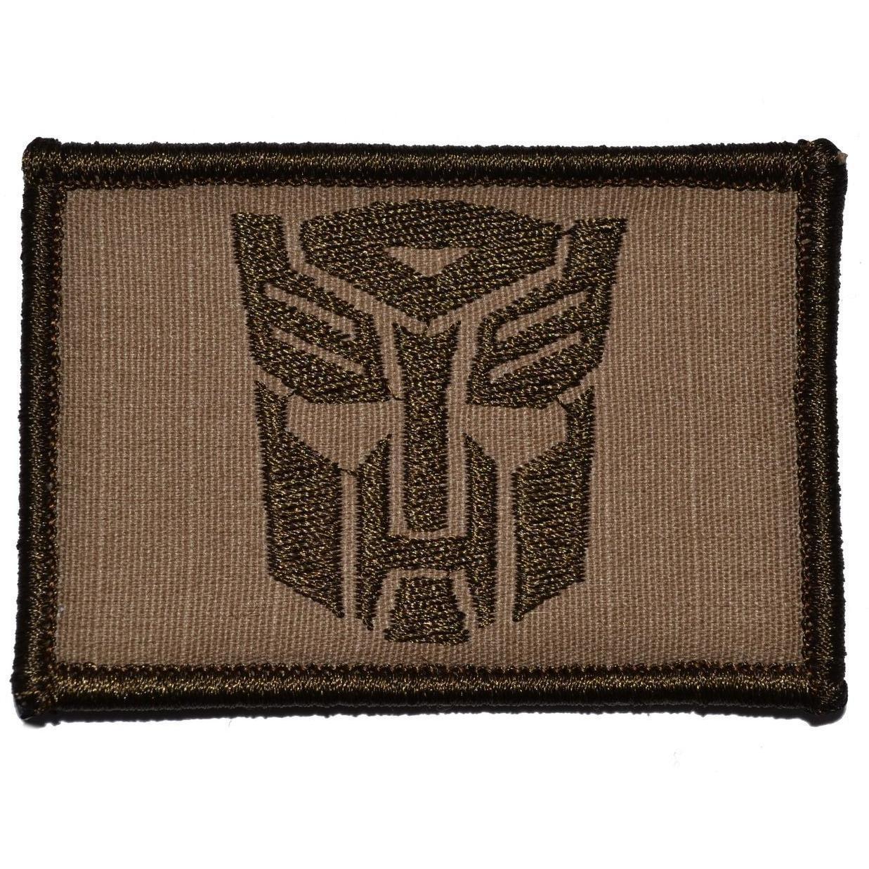 Autobot Transformers - 2x3 Patch