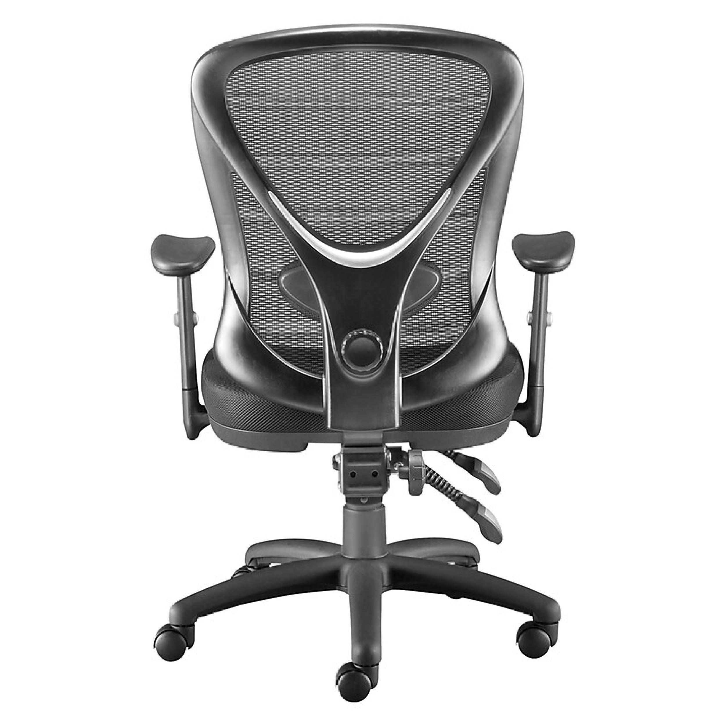 Staples High-Back Mesh Desk Chair