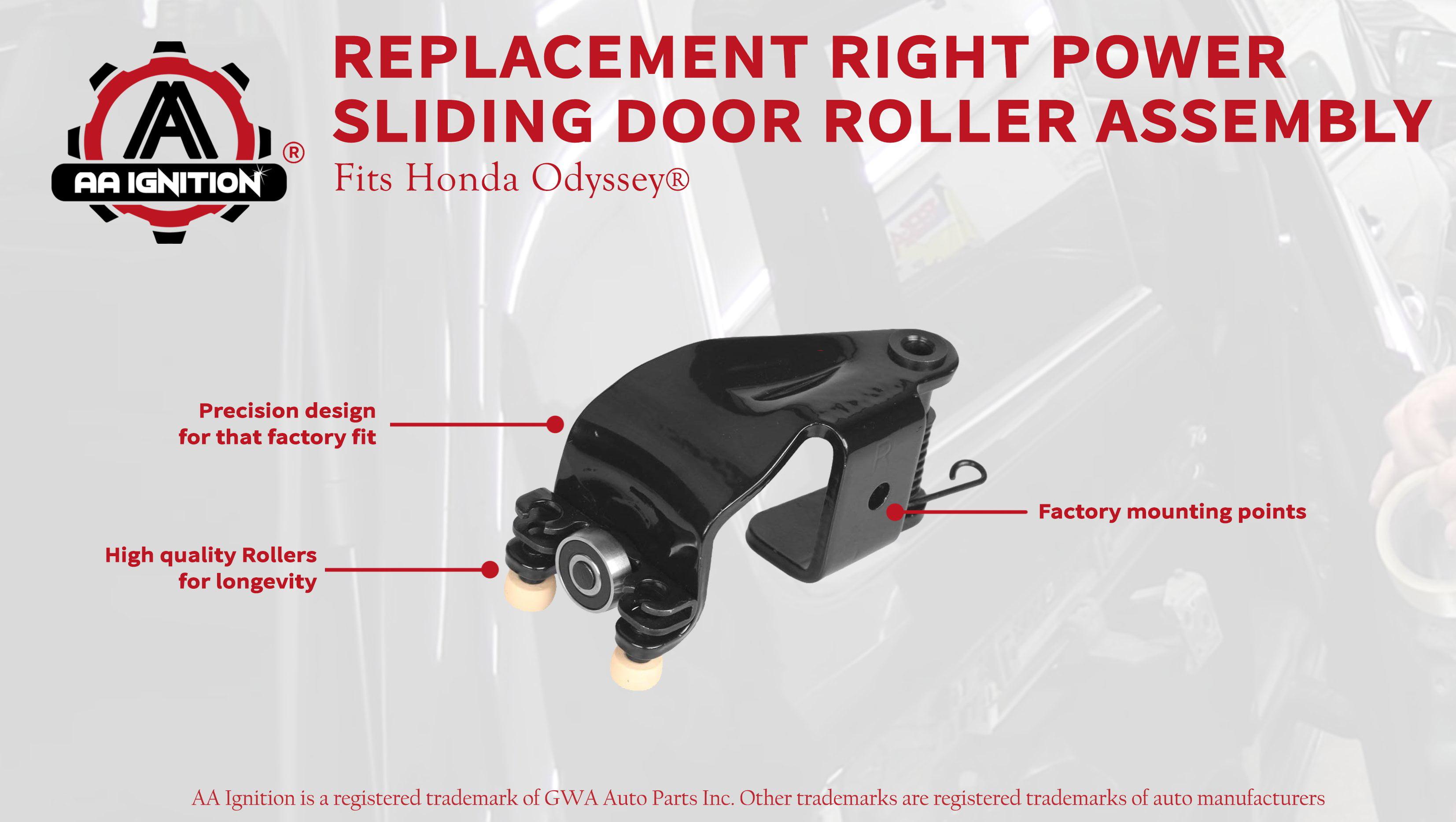 Qulaity Right Door Sliding Roller Passenger Side for Honda Odyssey 72521SHJA21