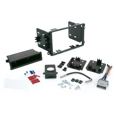 INSTALL CENTRIC ICGM9BN GM/Select Import 1992-12 Complete Car Stereo Installation Kit with Interface