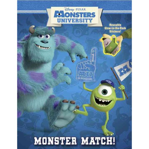 Monsters Match