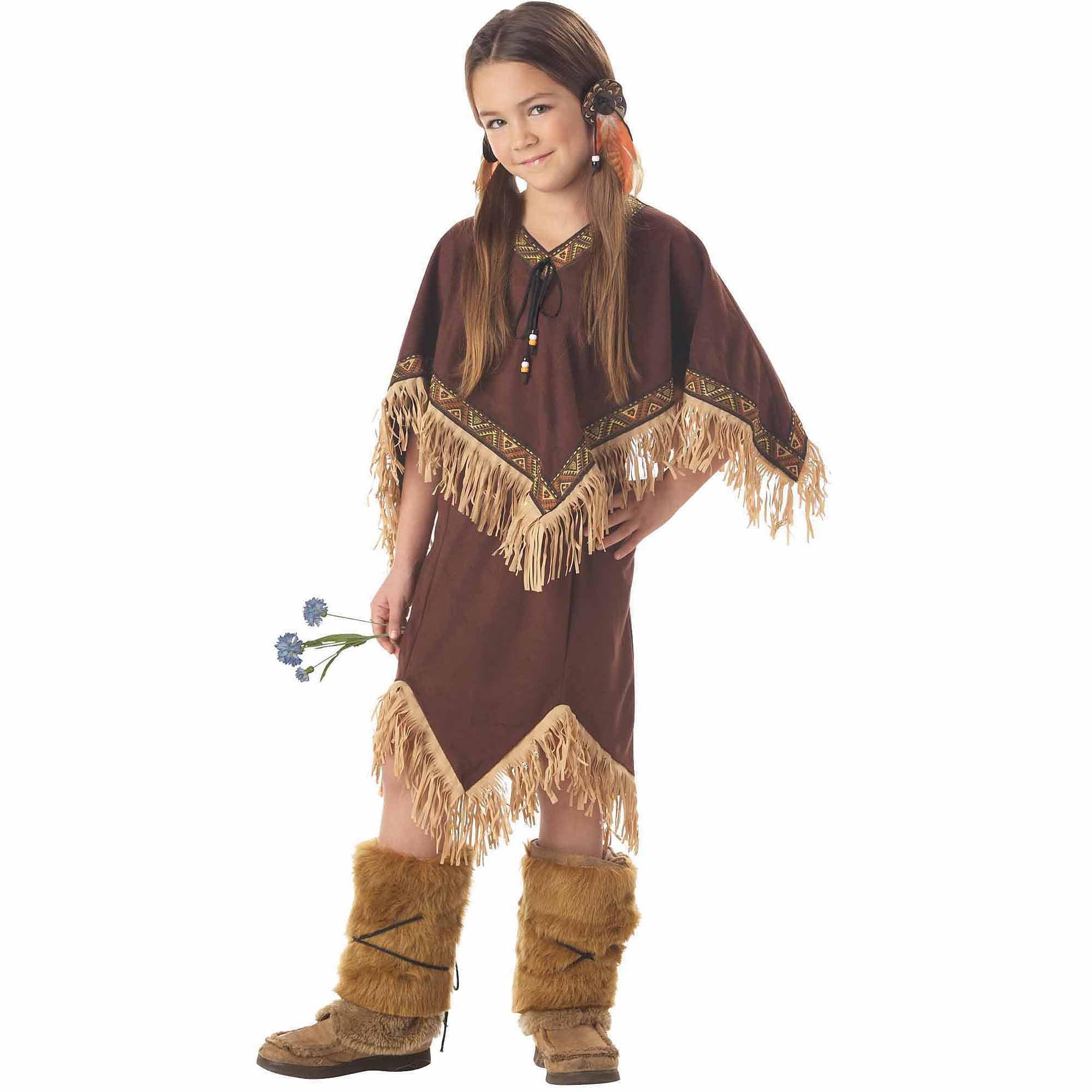 Princess Wildflower Child Halloween Costume
