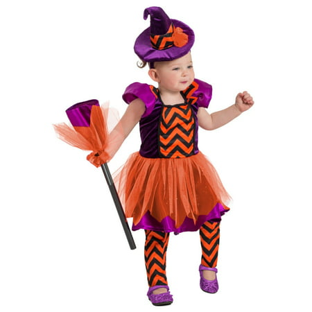 Halloween Girl's Wicked Wendy Infant/Toddler (Wendy's Restaurant Halloween Costume)