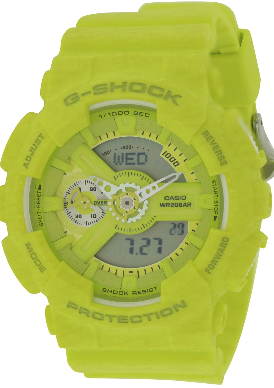 G-Shock Mens Watch GMAS110HT-9ACR