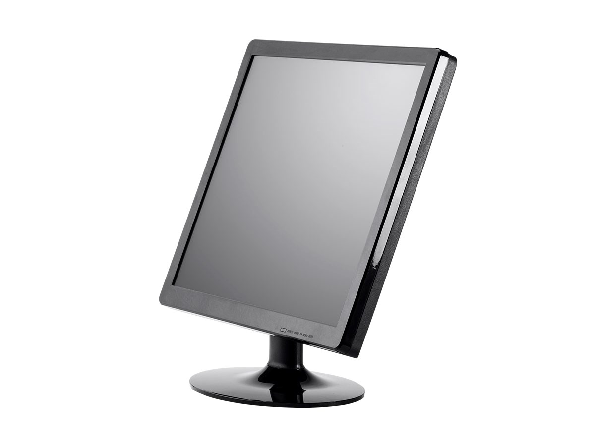 Monoprice 17-Inch 5-Wire Resistive LCD Touch Screen Monitor (4:3)