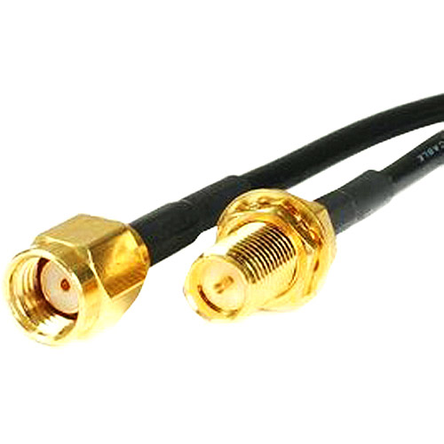 StarTech.com RPSMA10MF 10ft RP-SMA to SMA Antenna Adapter Cable