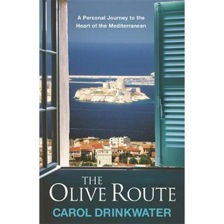 Heart Olive (The Olive Route: A Personal Journey to the Heart of the Mediterranean)