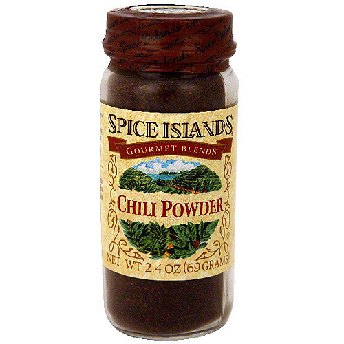 Spice Islands Chili Powder, 2.4 oz (Pack of 3)